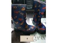 Boys shoes boots size 8