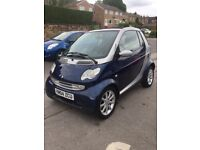 Smart Car Automatic 700cc Full Leather Interior Good Condition Bargain Only £1200