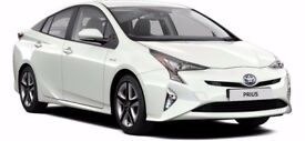 Toyota Prius for Rent, PCO Car Hire, Vauxhall Insignia for rent, Low Deposit, All Maintenance Cover
