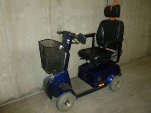 Motorized Scooter