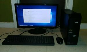 Gateway Desktop Computer Package