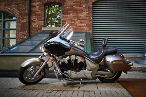 2012 Honda Stateline Silver-Customized 1300cc
