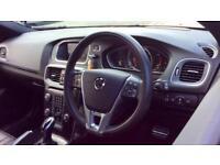 2016 Volvo V40 D4 (190) R DESIGN Pro Geartron Automatic Diesel Hatchback