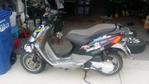 2005 Atlantis derbi