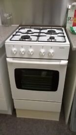 nearly new gas cooker £50 ono