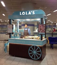 (KINGS CROSS) LOLA'S CUPCAKES - full time/part time - Join our team for a great career!