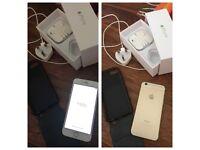 I phone 6 16gb on O2