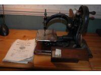 Willcox &Gibbs sewing machine,