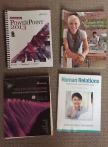 Office Administration General Textbooks (1st year, 1st semester)