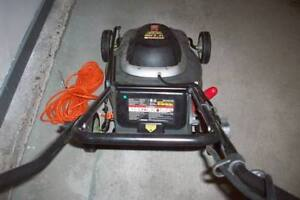 ELECTRIC LAWN MOWER WITH NEW CORD INCLUDED