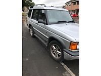 LAND ROVER DISCOVERY TD5 ES 2002, £3500 OVNO