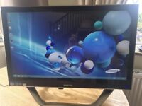 SAMSUNG DP7003AD- KO2UK, ALL IN ONE PC, DESKTOP , BRILL CONDITION, £300