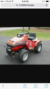 Looking for Honda RT 5000 !