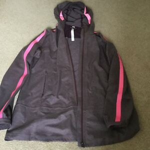 Lululemon raincoat sz 10