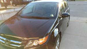 Honda Odyssey EX-L Navi DVD