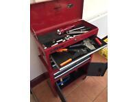 American Pro Ball Bearing Toolbox and Tools