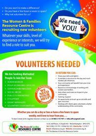 Volunteer Finance Worker