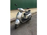 2008 LIFAN LF 125cc/ NEW MOT / LOW MILEAGE / £550