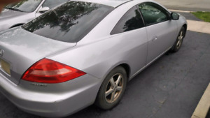 2004 Honda Accord Coupe EX-L Manual