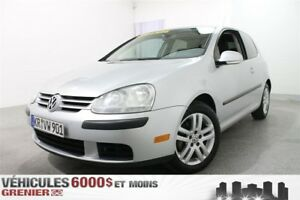2008 Volkswagen Rabbit 3-Door Trendline