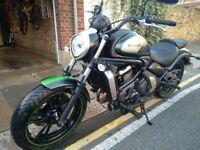 Kawasaki Vulcan S – Special Edition – 12 Months Warranty - FSH- Mint Condition