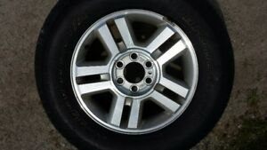 ALUMINUM RIM FOR FORD F150 (1 PIECE)
