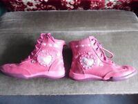 Lelli Kelly Girls Boots Size 11 UK (29 EU)