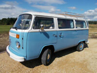 Volkswagen T2 Campervan