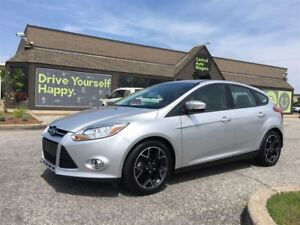 2013 Ford Focus SE / LEATHER / SUNROOF
