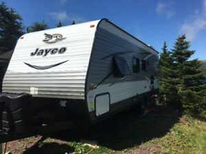 2016 Jayco Travel Trailer