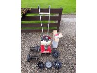 Mantis 4-Stroke Tiller/Cultivator with Extras (Mint Condition)