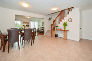 Large South End townhouse available September 1