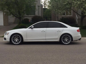 2014 Audi S4 Technik Sedan Stage w/ 425hp