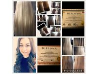 Hair Extensions Leeds Pre Bonded, Micro and Mano Extensions