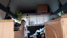 LDV convoy 400 campervan conversion