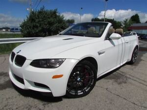 2011 BMW M3 CONVERTIBLE V8 DCT CUIR NAVI BLUETOOTH!!!