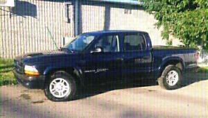 Dodge Dakota Sport 2003 Tout Équipé!!