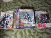 CUSTOM BIKE MAGAZINES (JOB LOT)