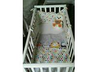 Brand new baby bed