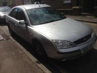 FORD MONDEO 2.0 PETROL 51 PLATE ONLY 65K MILES DRIVES LIKE NEW £350