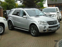 2007 Mercedes-Benz ML63 AMG 6.3 7G-Tronic AMG ( 82000 MILES )