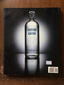 Absolute Book - The Absolute Vodka Advertising Story