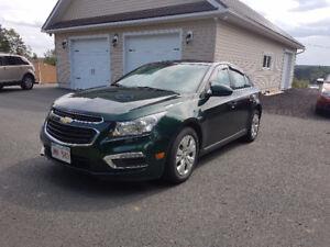 2015 Chevrolet Cruze 1LT $110 BI WEEKLY OAC $0 DOWN!