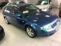 2003 Audi A4 Avant 1.8 T SE Blue - 2 Former Keepers