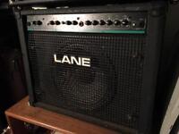 Guitar amp Laney World Series 80R
