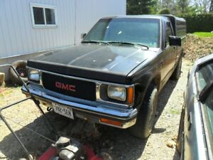 1991 GMC Sonoma for sale 4x4
