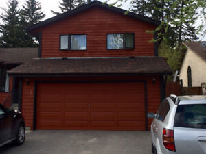 Canmore - 4 bdrm home - Available September 1st.