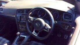 2015 Volkswagen Golf 2.0 TDI GTD 5dr Manual Diesel Hatchback
