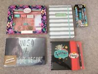 Stationary and notebook kit