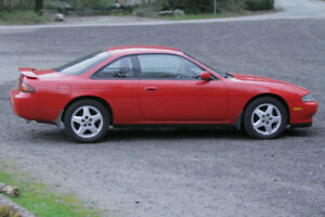 1995 Nissan 240SX LE Coupe (2 door)